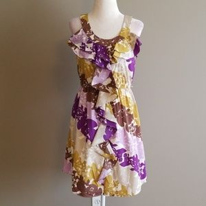 Elle silky dress